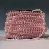 Stucked mock pearl 4 mm - BABY PINK