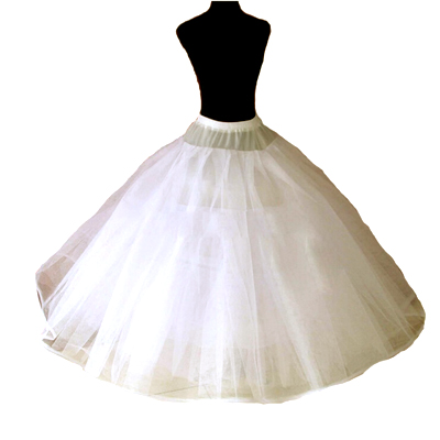Stiff tulle - PALE IVORY