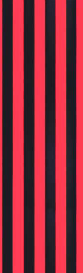Stripped material - RED/BLACK