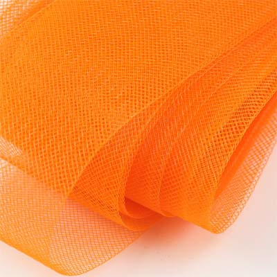 Horsehair ribbon 25 mm widht - ORANGE