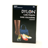 Dylon Leathershoes dye - NAVY