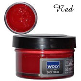 Woly Shoe cream - RED