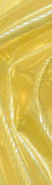 Metal shiny lycra - GOLD