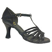 Victor Major Carmen latin dance shoes - BLACK (fekete)
