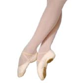Grishko 03006 Ballet training shoes in 31-33 (EU) size - BALETT PINK ( TEST SZÍN )