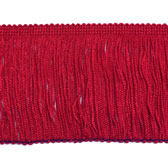Fringe - CHERRY RED