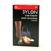Dylon Leathershoes dye