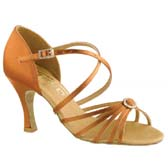 Freed of London Sophia latin dance shoes