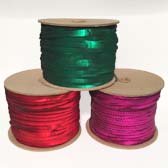 1 row 6 mm elastic, metal shining cup sequin