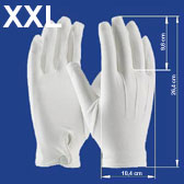 Traditional gentleman s formal gloves